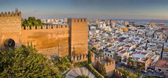 Visitar Almería