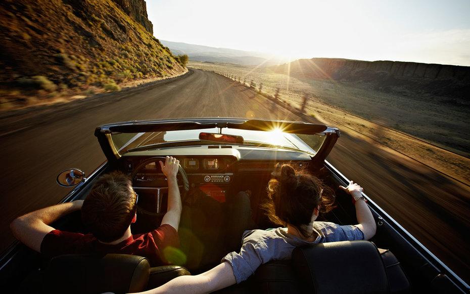 viajes carretera